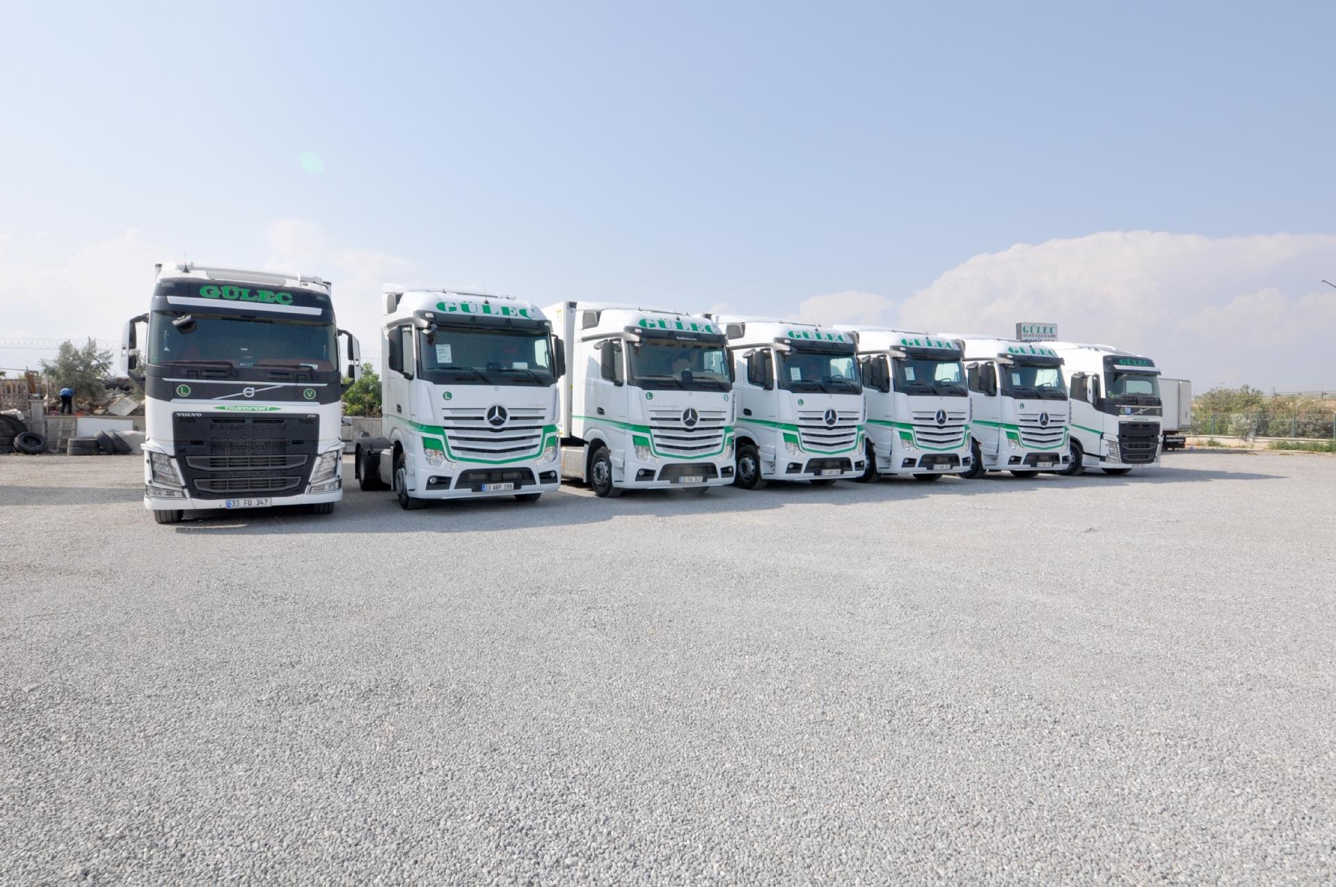 Güleç Transport Uluslararası Frigofirik Taşımacılık